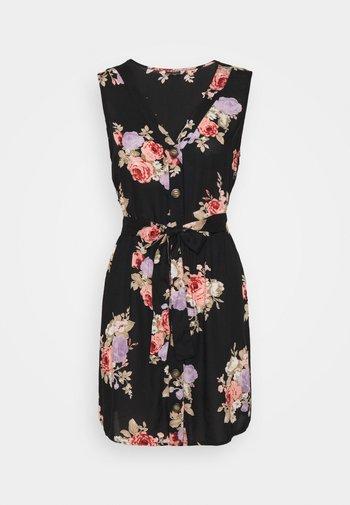 PCNISU DRESS - Sukienka letnia - black