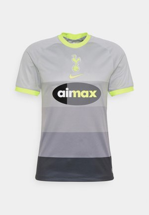 TOTTENHAM HOTSPURS  - Club wear - medium silver/lemon