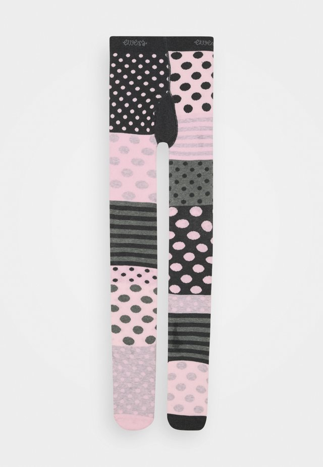FUNKY TIGHTS - Collant - anthrazit melange