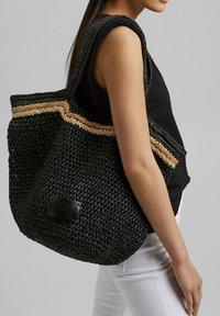 Esprit - RILEY  - Tote bag - black - 3