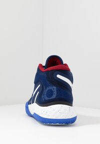 Nike Performance - KD TREY 5 VIII  - Basketball shoes - blue void/white/racer blue/red crush - 3