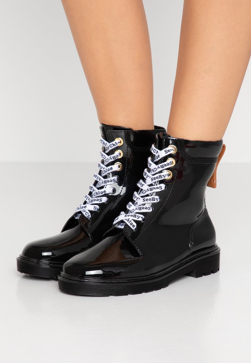 See by Chloé - Wellies - nero