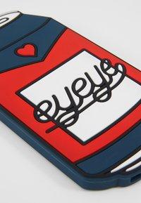 Mister Tee - PHONECASE CAN / I PHONE 6/7/8 - Handytasche - navy - 2