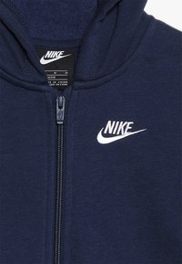Nike Sportswear - HOODIE CLUB - Mikina na zip - midnight navy - 4