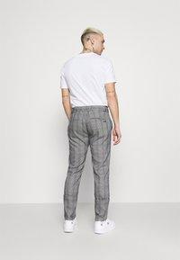 Blend - PANTS - Kalhoty - dress blues - 2