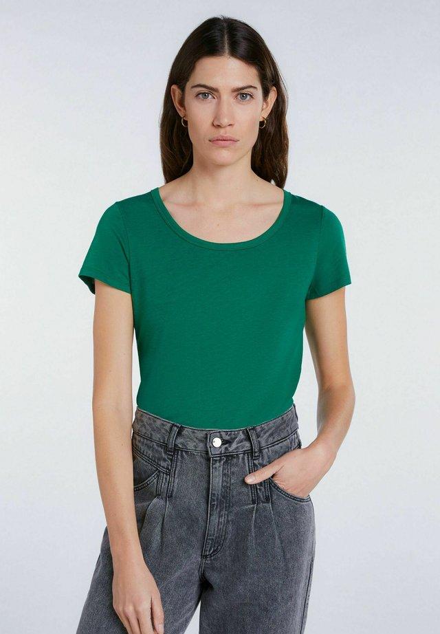 T-shirt basique - apple green