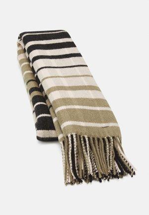 AKANTE CHECK - Sjaal - soft moss