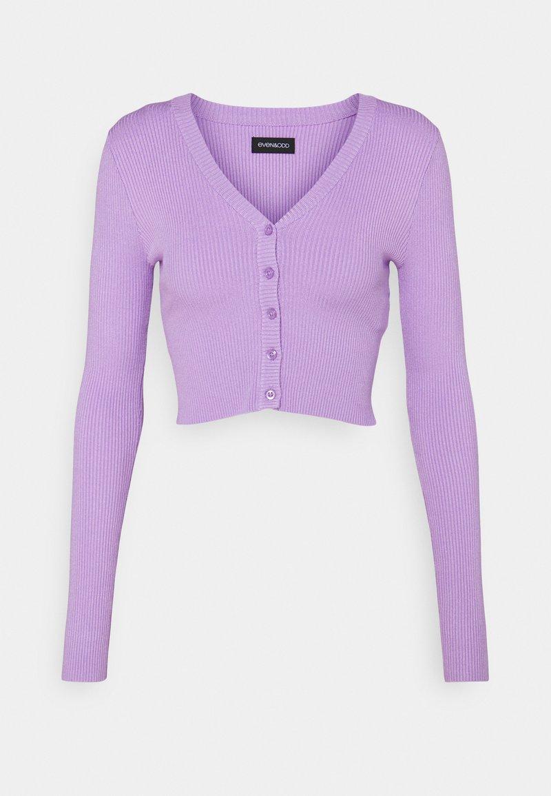 Even&Odd - Cardigan - lilac