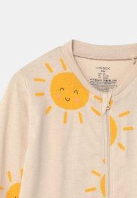 Lindex - SUN UNISEX - Pyjamas - light beige - 2