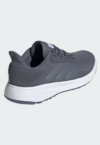 adidas Performance - DURAMO 9 SHOES - Neutral running shoes - grey - 4