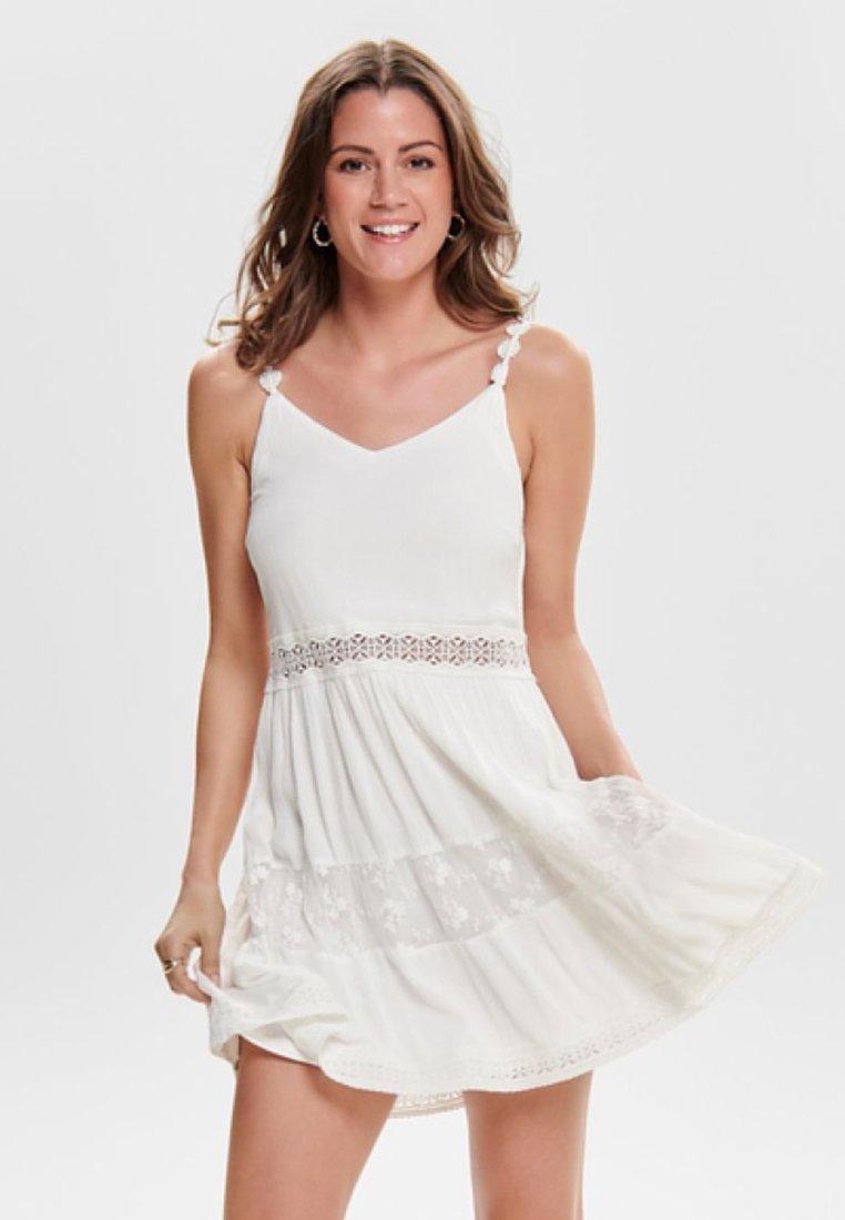 Women ONLKARMEN ANNE LIFE DRESS - Day dress