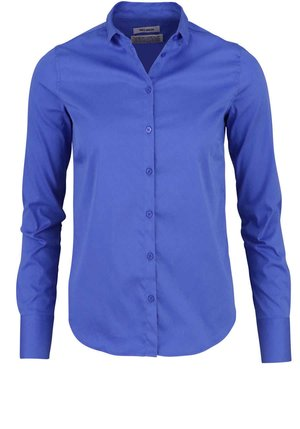 TILDA - Button-down blouse - dunkelblau