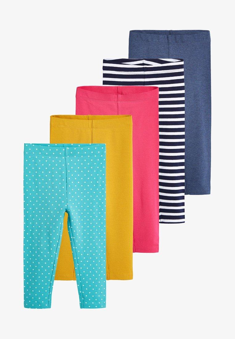 Next - 5 PACK - Legging - pink