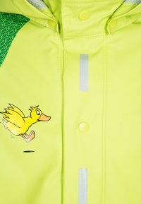 Playshoes - DIE MAUS - Waterproof jacket - green - 3