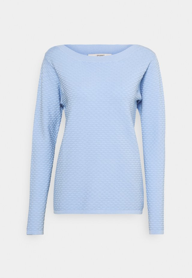HILOW - Trui - pastel blue