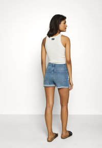 Madewell - ROADTRIPPER - Denim shorts - pollard wash - 2