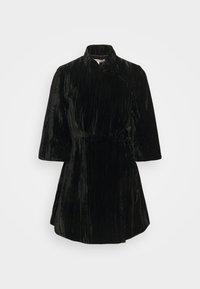 Alexa Chung - KIMONO WRAP DRESS - Koktejlové šaty/ šaty na párty - black - 4