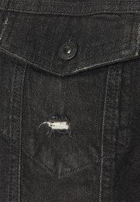 INDICODE JEANS - GLENALVON - Denim jacket - black - 7