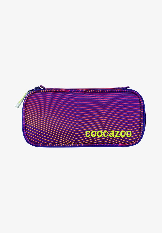 Pencil case - soniclights purple