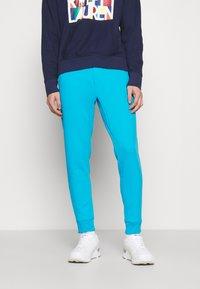 Polo Ralph Lauren - PANT - Pantaloni sportivi - cove blue - 0
