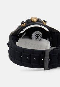 Versus Versace - VOLTA - Hodinky se stopkami - black - 1