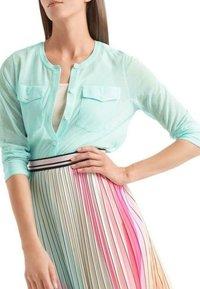 Marc Cain - MIT PLISSEES - A-line skirt - multi-coloured - 1