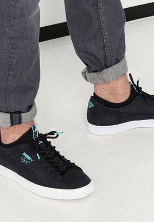 Sneakers - black/black
