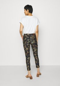 Desigual - PANT CANDELA - Trousers - navy - 2