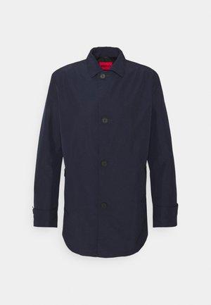 MIDAIS - Short coat - dark blue
