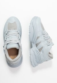 Missguided - WAVE TRAINER - Trainers - blue - 3