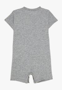 Nike Sportswear - ROMPER BABY - Jumpsuit - grey heather - 1
