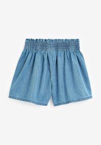 Next - Shorts - blue denim - 1