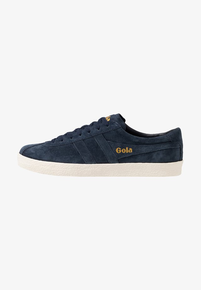 TRAINER - Baskets basses - navy/offwhite