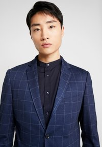 Lindbergh - CHECKED SUIT - Completo - blue - 4