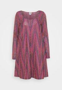 M Missoni - ABITO - Gebreide jurk - purple - 6