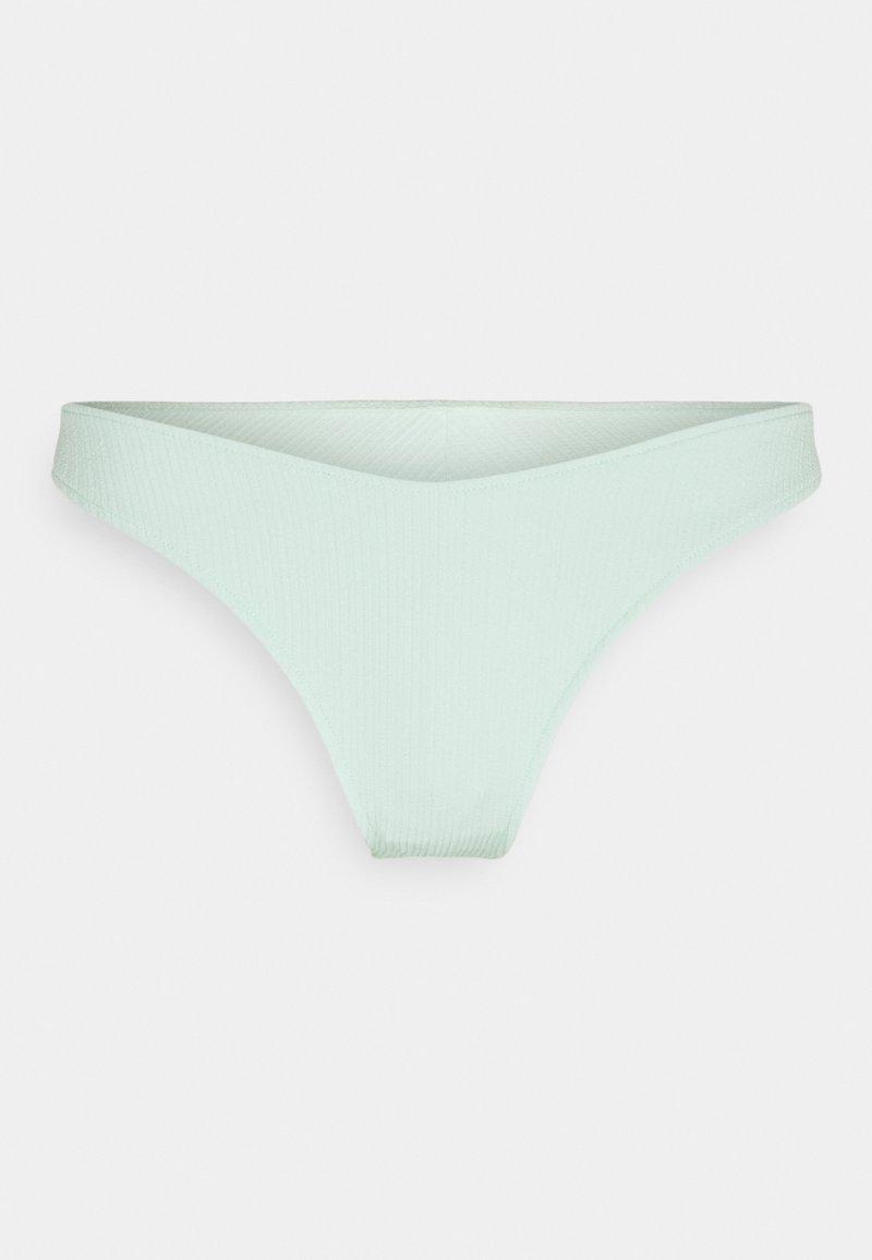 women'secret - BRASILIEN BRIEF - Bikini bottoms - mint