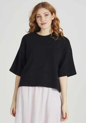 SELMA - Sweatshirt - dark grey