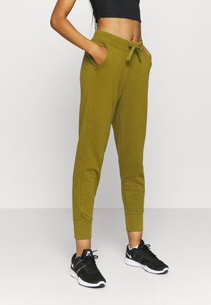 DRY GET FIT PANT - Trainingsbroek - olive flak