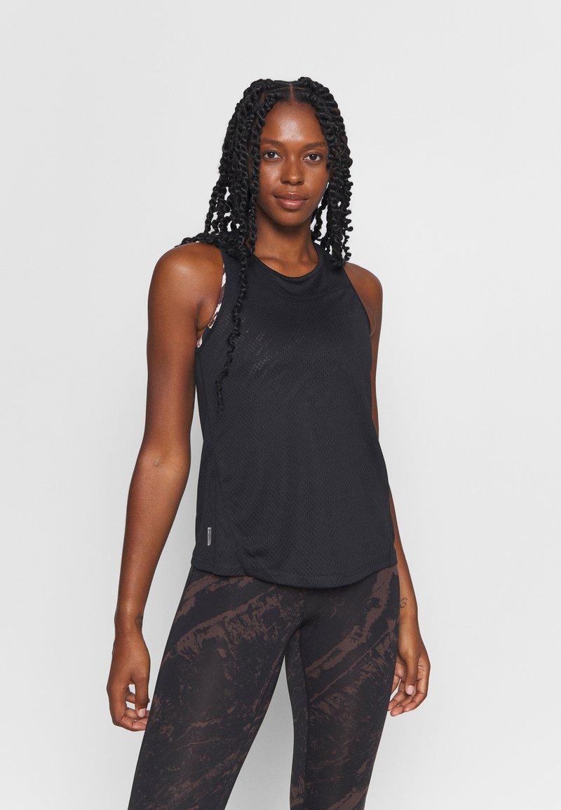 ONLY Play - ONPSUL TRAINING - Sports shirt - black