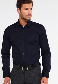 HUGO - ELISHA EXTRA SLIM FIT - Formal shirt - open blue - 0