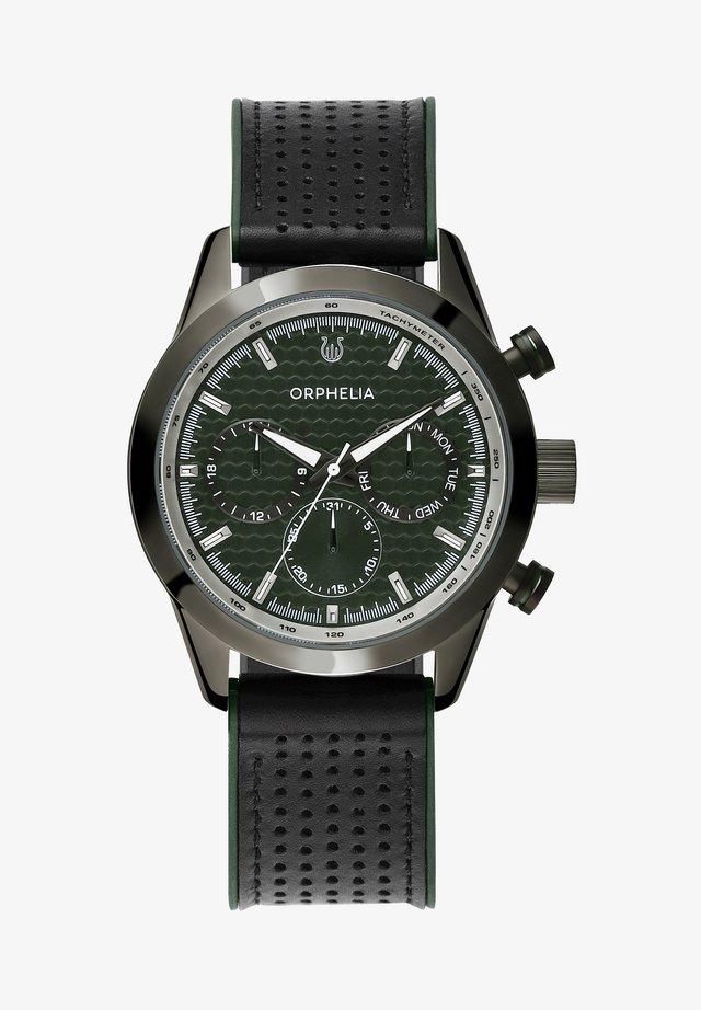 SANDBLAST - Chronograaf - green