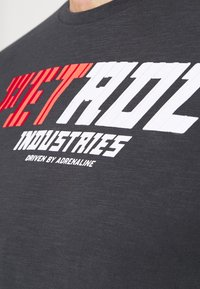 Petrol Industries - Long sleeved top - raven grey - 5