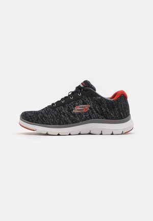 FLEX ADVANTAGE 4.0 - Sneakers basse - black/orange