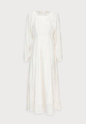 ARIEL DRESS - Maxi šaty - eggnog