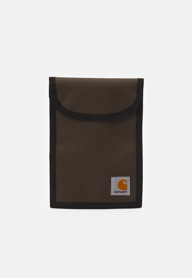 COLLINS NECK POUCH - Wallet - cypress