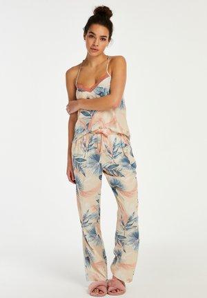 BIRD LEAF - Pyjama bottoms - tan