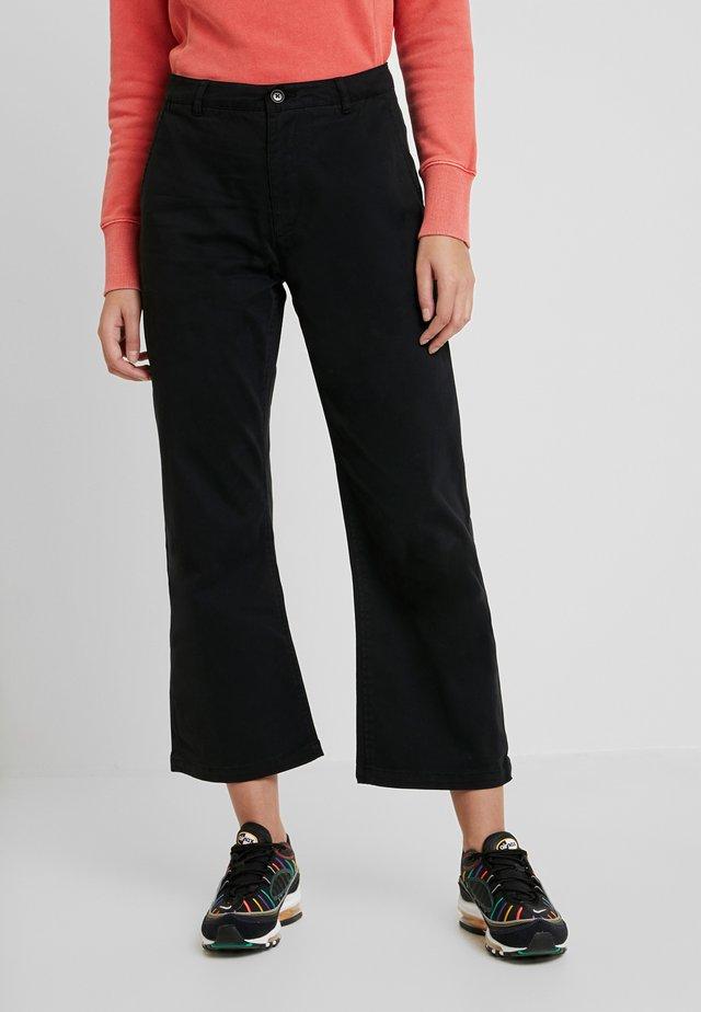EIRIA - Jeans bootcut - black
