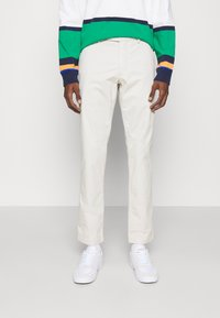 Polo Ralph Lauren - STRETCH SLIM FIT COTTON CHINO - Trousers - dove grey - 0