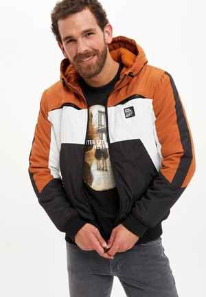 Light jacket - orange