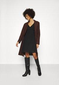NAF NAF - CROCUS - Day dress - noir - 1